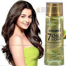 Emami 7-in-1 OIL Almond Argan Jojoba Amla Walnut Olive Coconut STOP HAIR FALL