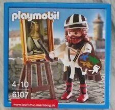 PLAYMOBIL 6107 autoportrait d'albrecht dürer