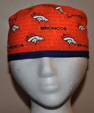 Men's NFL Denver Broncos Small Logos Scrub Cap/Hat - One Size Fits Most