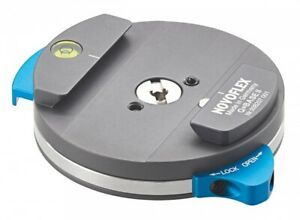 Novoflex Q=BASE II Schnellkupplung automatisch Novoflex Stative Stative