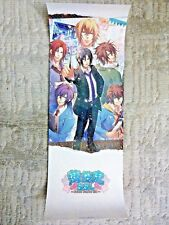 Hakuouki SSL - Satiou, Okita, Kazama, Sano, Hijikata, Heisuke Poster Holographic