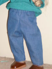 """Denim Jeans for 18"""" Doll Clothes American Girl"""
