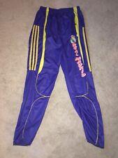 Adidas Real Madrid Track Training Pants Blue Size Large