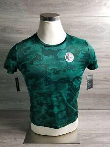 Nike 2019 B of A SHAMROCK SHUFFLE Women's Size Medium Shirt Green BQ9634-319