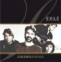 Golden Legends: Exile BRAND NEW SEALED MUSIC ALBUM CD - AU STOCK