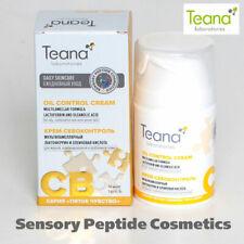 Teana Sebum control Face cream Mattifying and moisturizing Reducing irritation