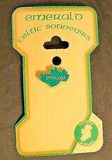Emerald Celtic Souvenirs / Ireland Lapel Pin