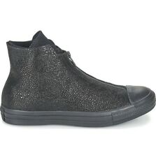 b3465be534ed Converse Shroud Black Hi Sting Ray Chucks Sneakers Women s 9 Shoes Zip  New 115