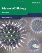 Edexcel A Level Science: A2 Biology Students' Book (Edexcel GCE Biology),Ann Fu