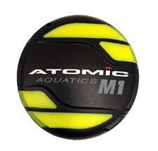 Atomic M1 Scuba Regulator Front Cover - Yellow - Gear Dive Diving 02-0073-00