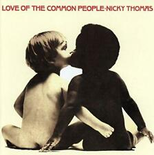 Nicky Thomas - Love Of The Common People (NEW CD)