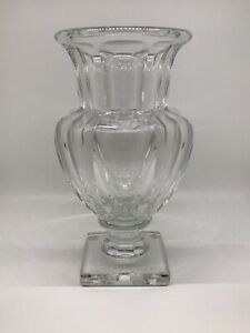 Very Rare Baccarat MUSEE DES CRISTALLERIES 1821-1840 REPRODUCTION Crystal Vase