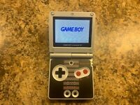 NES Nintendo Game Boy Advance GBA SP AGS-101 & AGS 001 - New! Brighter Screen!