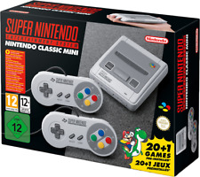 Super Nintendo Entertainment System Super NES Classic Mini Edition SNES new