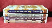 Key Princess Story: Eternal Alice Rondo Vols. 1 2 3 4 Complete Set English Manga