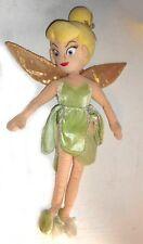"Walt Disney Store Original ~ TINKERBELL ~ 19"" Plush Doll  (SL77)"