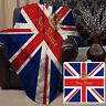 147x147cm Personalizado Suave Manta polar Funda CORONA diseño de Bandera