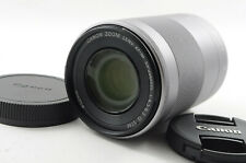 [Mint] Canon EF-M 55-200mm f/4.5-6.3 IS STM Zoom Lens for Canon Eos M w/ Caps