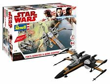 Revell 06759 Star Wars Episodio VII Build & Play Red A-wing Fighter con Lu Jcpv