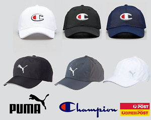 Genuine Champion Puma Logo Cap - Unisex Puma Champion Cap