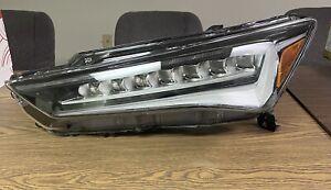 2020 Acura ilx ILX LED headlight OEM Left 33150-T3R-A71