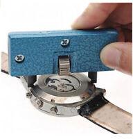 Outil pour démonter l'arrière d'une montre pour réparation ou changer la pile