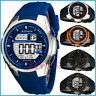 XONIX WR100m sportliche digitale Armbanduhr für Herren und Jungen