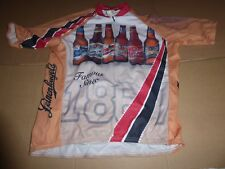 NewArtisans Lienenliugel's Bicycing Jersey New XL 100% Wisconsin Made in USA