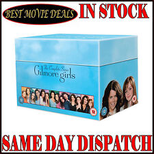 GILMORE GIRLS  - COMPLETE SEASONS 1 2 3 4 5 6 & 7 **BRAND NEW DVD BOXSET***