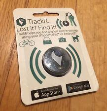 Track R Sticker  |    Lost It Find It Gps Locator (Black)