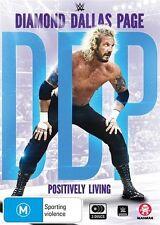 WWE: Diamond Dallas Page: Positively Living - Diamond Dallas Page NEW R4 DVD