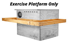 Jcs Wildlife Exercise Platform for Barn Owl Nesting Box