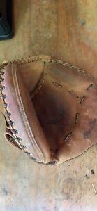 Vintage Nokona Pro Line Catchers Glove Professional Model