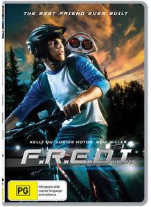F.R.E.D.I. (DVD, 2018)