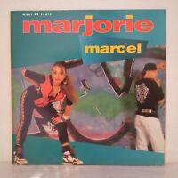 "Marjorie–Marcel (Vinyl 12"" Maxi 33 Tours)"