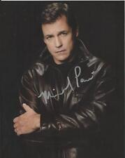 Michael Pare signed photo