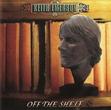 Keith Emerson - Off The Shelf: Remastered Edition (NEW CD)