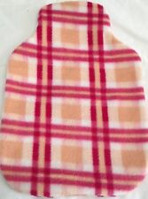 *HANDMADE* HOT WATER BOTTLE COVER