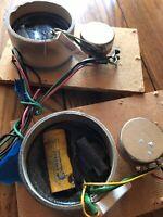 Pair (2) JBL Lancer 77 / HEATHKIT 2360 2-way Speaker Crossovers