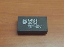 DS17487-5 DALLAS REAL TIME CLOCK (M48T86PC1 EQUIVALENT, SAME & MORE FUNCTION!!!)