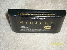 Miracle Piano Teaching System Cartridge for SEGA Genesis Tested and Working