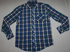 BEN SHERMAN MEN'S BUTTON DOWN SHIRT~ SIZE L