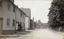 Mendlesham. Church Road.