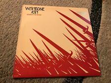 WISHBONE ASH - NUMBER THE BRAVE Vinyl LP Album MCA-5200  PROMO