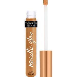 Victoria's Secret Metallic Glow Lip Shine in 24K - Sealed!