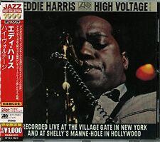 Eddie Harris - High Voltage [CD]