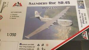 1/350 Saunders Roe SR.45 - Saro Princess - NEW AMG multimedia kit!!