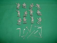 Miniatures Unpainted 25mm Table Top & Historical Wargames