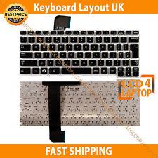 Genuine Samsung X130 Np-nf310 9z.n4pun.a0u Laptop Keyboard UK Layout