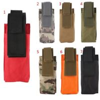 Military Molle Medical Bag Outdoor EMT First Aid Scissor Pouch Knife Nylon Pack